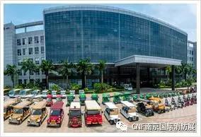 上海东明玛西尔54平米盛装亮相CNF南京国际消防展|展位号T030